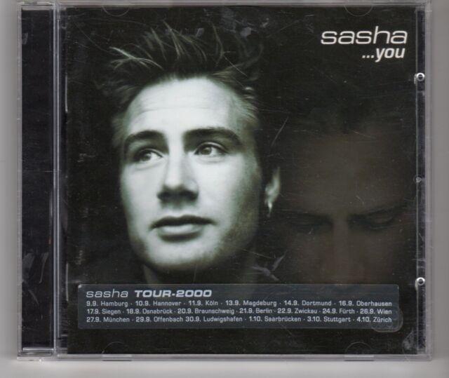 (HH528) Sasha, ... You - 2000 CD