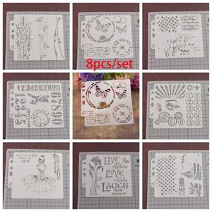 album-dekorative-maedchen-bild-vorlage-schichtung-schablonen-scrapbooking