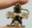1-6-034-Collect-Nepal-Tibetan-Buddhism-Bronze-Garuda-Dhwaja-Buddha-Amulet-Pendant thumbnail 3