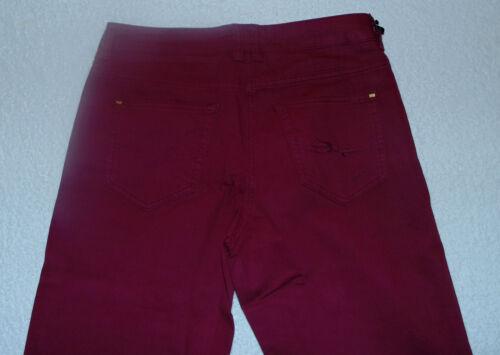 Saints pantaloni di alta qualità con ricami tg 44