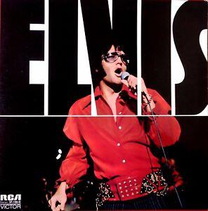 Elvis Presley Elvis Lp 1975 Rca Australian Only Fan Club Issue Sp