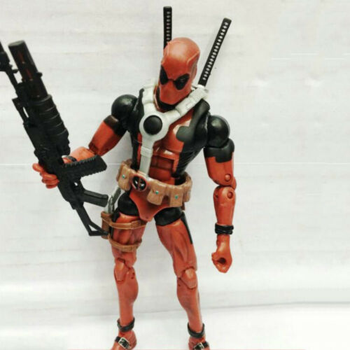 "2018 Hot Sale Toy Legends Series Deadpool  Dool 6/"" Action Figure Loose Rare Toy"