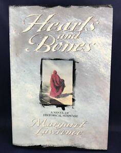 Hannah-Trevor-Hearts-and-Bones-Bk-1-by-Margaret-Lawrence-Hardcover-Book