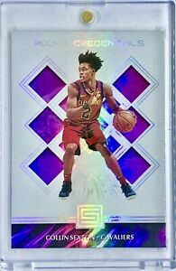 2018-19 Panini Collin Sexton Rookie Credentials RC Prizm Cleveland Cavaliers 🔥