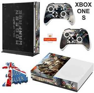 Call Of Duty Modern Warfare Xbox One S Slim Textured Vinyl Skin Decal Wrap Ebay