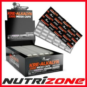 Olimp Kre Alkalyn 2500 Buffered Creatine Monohydrate aucun chargement Capsules-afficher le titre d`origine bA05fGda-07170003-402114062