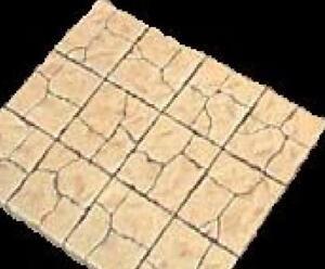 Roleplay-Scenery-D-amp-D-Warhammer-Heroquest-Cracked-Floor-Tiles