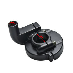 Throttle-Clamp-fits-7-8-034-22mm-Handle-Bar-Housing-Pit-Dirt-Bikes-XR50-Honda-CRF50