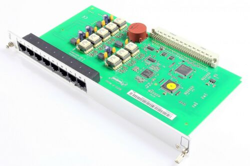 MwSt. NEU in OVP inkl Auerswald COMmander 8Up0-R-Modul für COMmander 6000R