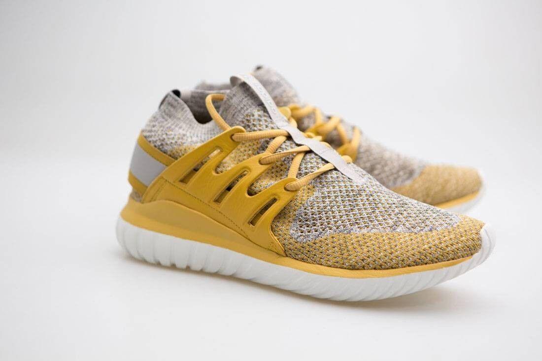 Adidas giallo uomini tubulare nova primeknit giallo Adidas giallo bb8407 st nomade di granito 49ce42