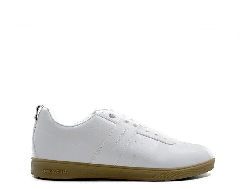 shoes JACK&JONES Homme BIANCO PU 12129538S