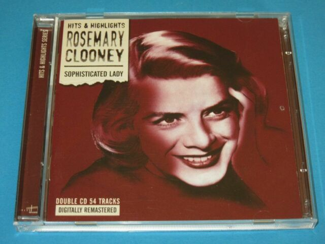 Rosemary Clooney / Sophisticated Lady - Hits & Highlights (UK 2007) - 2 CD