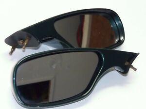 DUCATI-94-04-748-916-996-998-Mirrors-USED-PAIR-MATRIX-998-GREEN