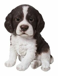 Indoor or Outdoor Pet Pals King Charles Puppy Dog Lifelike Ornament Gift