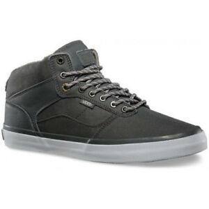 82b71326db54 VANS Bedford (Water Color Camo) Grey White OTW Skate Shoes MEN S 6.5 ...