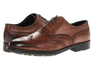 10 Air Wingtip Kenneth Breath Nwb Nuovo Oxford D Cole Of York Misura New xqvxawY8