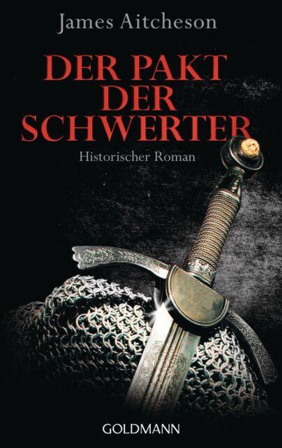 Der Pakt der Schwerter von James Aitcheson (2012, Taschenbuch)++Ungelesen++