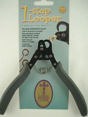 FQZ5 BeadSmith® 1-Step Looper for Making 2.25mm Loops Jewellery Beading