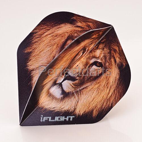 X Strong Invincible iflight Standard 1 x SET IFLIGHT LION DART FLIGHTS