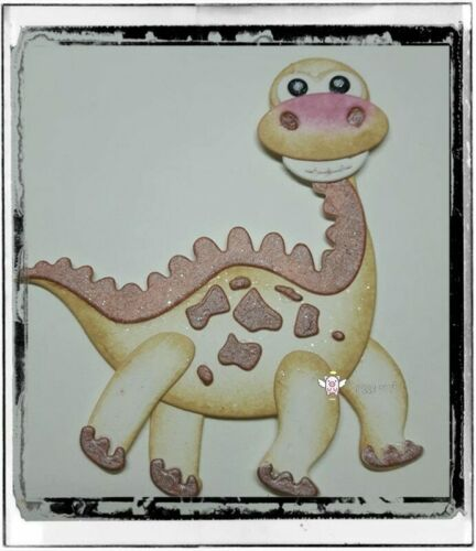 Metal Cutting Dies Cut Die Mold Dinosaur Decoration Scrapbook