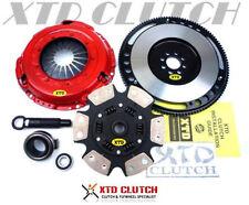 XTD STAGE 3 RACE CLUTCH & 10LBS FLYWHEEL KIT ACCORD PRELUDE H22 H23 F23 F23