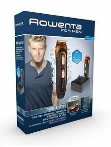 Rowenta-Multistyler-Trim-amp-Style-5-en-1-TN9100F0-Cortapelos-para-barba-y-cuerpo