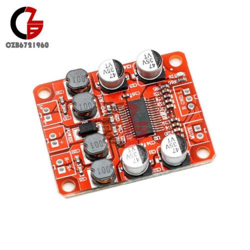 Dual//Mono Channel 15W+15W 30W TPA3110 Stereo Speaker Digital Amplifier Board 12V