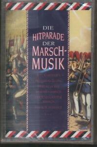 MC Die Hitparade der Marschmusik DSB 5065-4E / Kleeblatt 0490065