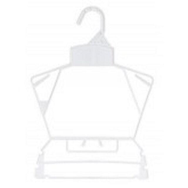 Only Hangers Inc Infant Plastic Economy Nursery Hanger Set Of 100 For Sale Online Ebay