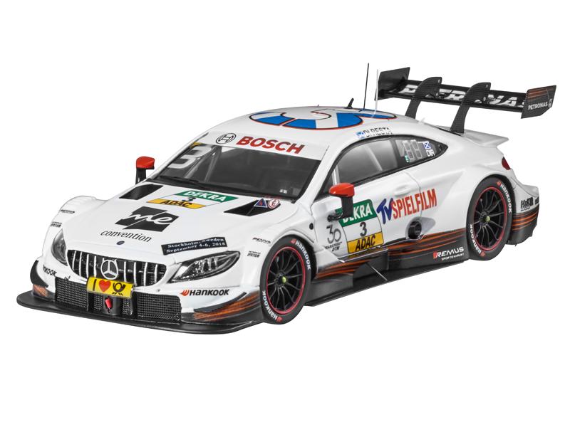 Mercedes-AMG Motorsport Remus, Paul di Resta, stagione 2018