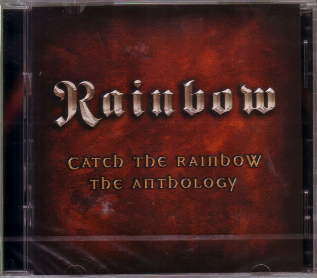 2 CD (NEU!) . Best of RAINBOW (All Night long I surrender Since you been mkmbh