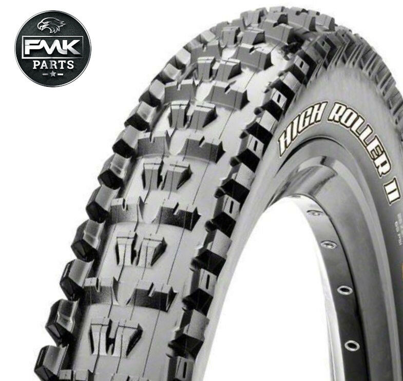 Maxxis High Roller II EXO TR Mountain Bike MTB Tyre Folding 26x2.3 TB73307000