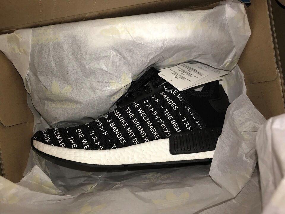 Sneakers, Adidas NMD_R1, str. 41,5 – dba.dk – Køb og Salg af