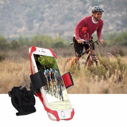 Universal Bike Bicycle Motorcycle Handlebar Phone GPS Stand Bracket Mount Holder