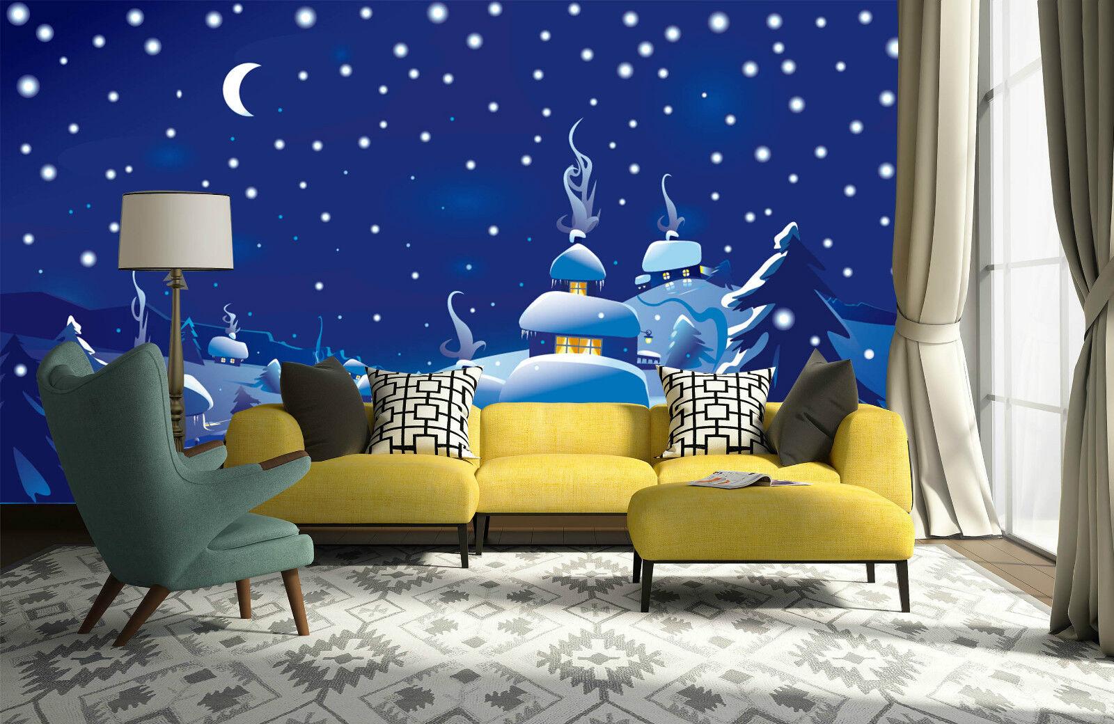 3D Sterne, Nachthimmel 4397 Fototapeten Fototapeten Fototapeten Wandbild Bild Tapete Familie Kinder c59049