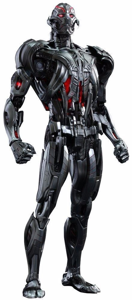 Movie Masterpiece Avengers Age of Ultron ULTRON PRIME 1/6 Figure Hot Toys NEW