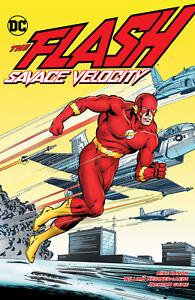 Flash-Savage-Velocity-TPB-2020-DC-W-Mike-Baron-A-Jackson-Guice-NM-New