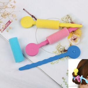 3Pcs-Soft-foam-sponge-DIY-styling-hair-rollers-rods-flexible-hairstyling-curl-OT
