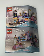 LEGO 40264 Friends Build My Heartlake City /& 40307 Disney Princess Castle Room