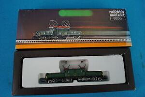Marklin-8856-SBB-CFF-Electric-locomotive-br-CE-6-8-KROKODIL-Z-gauge-Mini-club