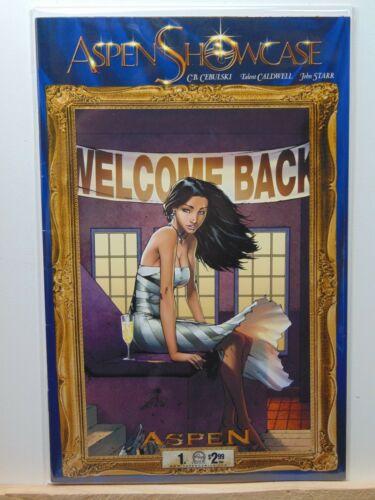 Aspen Showcase #1 Cover A Variant  Aspen Comics CB7617