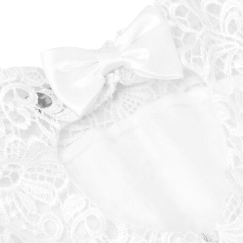 UK Kids Flower Girl Dress Girls Pageant Wedding Bridesmaid Communion Party Dress
