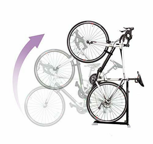 Bike Nook Bicycle Stand Portable Stationary Space-Saving Rack Adjustable Height