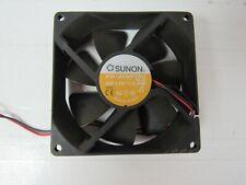 "New SUNON Cooling Mute Fan KD1205PHS3 12V 0.7W 5CM 5015 50x50x15mm 2/""x2/""x0.6/"""