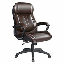 Bowthy Big And Tall Executive Office Chair 300lbs Computer Ergonomic Desk Chair