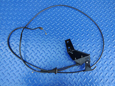 Genuine GM 10250486 Hood Latch Release Cable