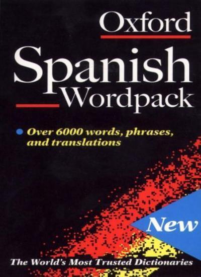 Oxford Spanish Wordpack,. Ana Cristina Llompart