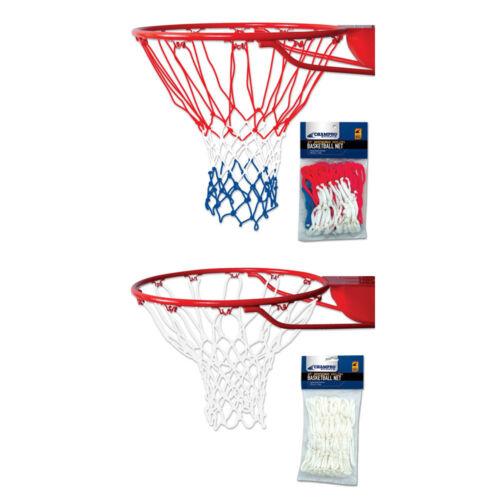 "Champro Sports Braided Nylon Basketball Net 21/"" Long 50 Gram"