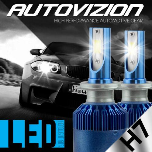 AUTOVIZION LED HID Headlight Conversion kit H7 6000K for Volkswagen CC 2009-2012
