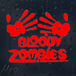 Bloody-Zombies-Hands-Print-Car-Decal-Vinyl-Sticker